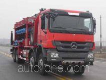 Sinopec SJ Petro SJX5350TYG fracturing manifold truck