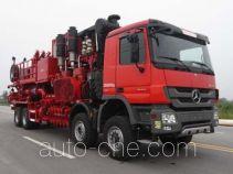 Sinopec SJ Petro SJX5351THS sand blender truck