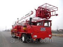 Sinopec SJ Petro SJX5351TXJ350 well-workover rig truck