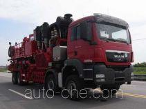 Sinopec SJ Petro SJX5360THS sand blender truck