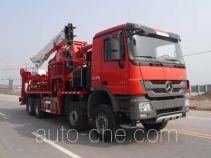 Sinopec SJ Petro SJX5360TLG coil tubing truck
