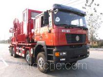 Sinopec SJ Petro SJX5370TLG230 coil tubing truck