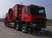 Sinopec SJ Petro SJX5381TLG230 coil tubing truck
