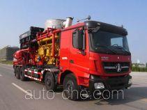 Sinopec SJ Petro SJX5390TYL140 fracturing truck