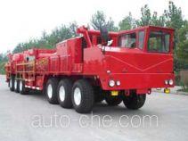 Sinopec SJ Petro SJX5400TXJ well-workover rig truck