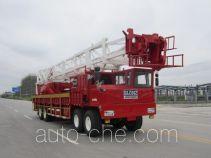 Sinopec SJ Petro SJX5400TXJ350 well-workover rig truck