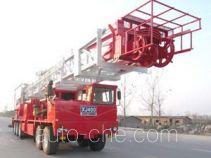 Sinopec SJ Petro SJX5410TXJ400 well-workover rig truck
