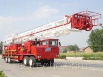 Sinopec SJ Petro SJX5421TXJ350 well-workover rig truck
