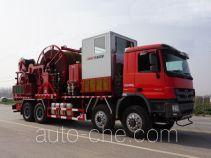Sinopec SJ Petro SJX5440TLG coil tubing truck