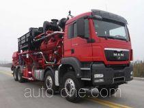 Sinopec SJ Petro SJX5442TYL140 fracturing truck
