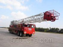 Sinopec SJ Petro SJX5450TXJ350 well-workover rig truck