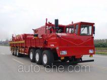Sinopec SJ Petro SJX5451TXJ well-workover rig truck