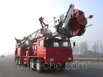 Sinopec SJ Petro SJX5460TZJ drilling rig vehicle