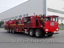 Sinopec SJ Petro SJX5461TXJ550 well-workover rig truck
