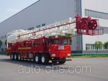 Sinopec SJ Petro SJX5511TXJ450 well-workover rig truck