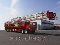 Sinopec SJ Petro SJX5521TXJ550 well-workover rig truck