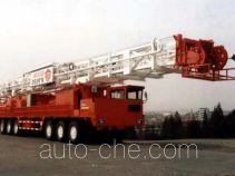 Sinopec SJ Petro SJX5540TXJ650 well-workover rig truck