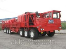 Sinopec SJ Petro SJX5550TZJ drilling rig vehicle