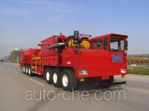 Sinopec SJ Petro SJX5550TZJ40 drilling rig vehicle