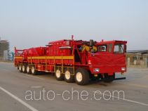 Sinopec SJ Petro SJX5551TZJ drilling rig vehicle