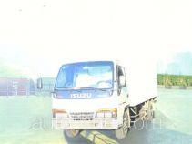 Kaifeng insulated box van truck