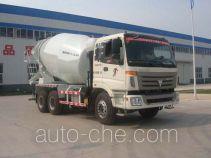 Kaiwu SKW5250GJBBJ concrete mixer truck