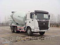 Kaiwu SKW5250GJBZ5 concrete mixer truck
