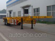 Shengrun SKW9352TJZG container transport trailer