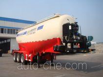 盛润牌SKW9380GFLA型中密度粉粒物料运输半挂车