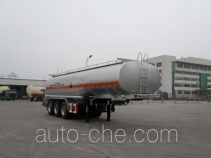 Kaiwu SKW9400GFWA corrosive materials transport tank trailer