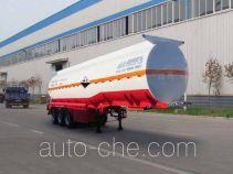 盛润牌SKW9400GFWA型腐蚀性物品罐式运输半挂车
