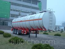 Shengrun SKW9400GRYT flammable liquid tank trailer