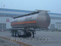 Shengrun SKW9400GYWL oxidizing materials transport tank trailer