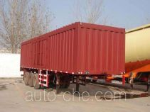 Feilu SKW9400XXY box body van trailer