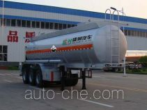 Shengrun SKW9401GFWT corrosive materials transport tank trailer