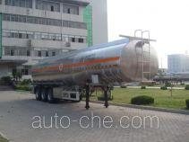 Shengrun SKW9401GRY полуприцеп цистерна алюминиевая для легковоспламеняющихся жидкостей
