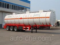 Shengrun SKW9407GRYT flammable liquid tank trailer