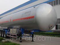 Shengrun SKW9401GYQ полуприцеп цистерна газовоз для перевозки сжиженного газа