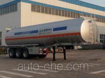 Shengrun SKW9401GYYL полуприцеп цистерна алюминиевая для нефтепродуктов
