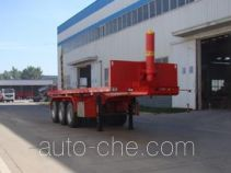 Shengrun SKW9401ZZXP flatbed dump trailer