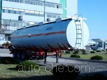 Shengrun SKW9402GFWT corrosive materials transport tank trailer