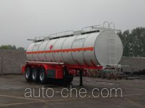 Shengrun SKW9402GRYT flammable liquid tank trailer