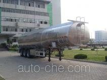 Shengrun SKW9402GYS полуприцеп цистерна алюминиевая для пищевых жидкостей