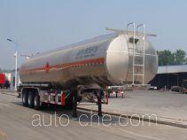 Shengrun SKW9402GYYL полуприцеп цистерна алюминиевая для нефтепродуктов