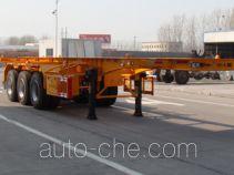 Shengrun SKW9402TWY каркасный полуприцеп контейнеровоз для контейнеров-цистерн с опасным грузом