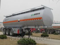 Shengrun SKW9403GFWT corrosive materials transport tank trailer