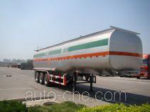 盛润牌SKW9403GRY型易燃液体罐式运输半挂车