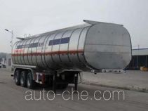 Shengrun SKW9403GYS liquid food transport tank trailer
