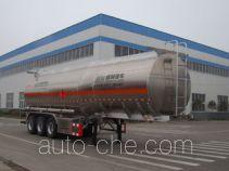 Shengrun SKW9404GRYB flammable liquid aluminum tank trailer