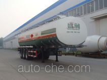 Shengrun SKW9404GRYT flammable liquid tank trailer